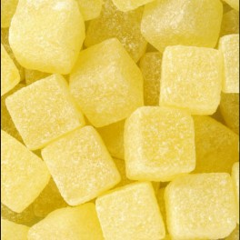 PINEAPPLE CUBES 200 g.
