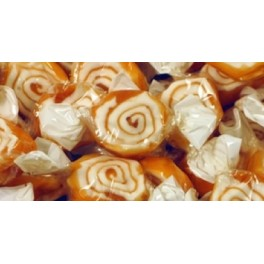 TOFFEE WHIRLS 200 g.