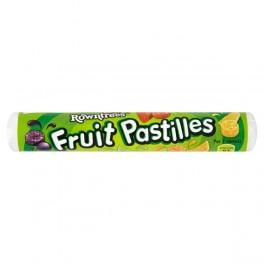 ROWNTREE FRUIT PASTILLES TUBES 52g