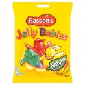 BASSETTS JELLY BABIES 190g.