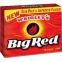 WRIGLEY'S BIG RED