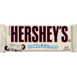 HERSHEY'S COOKIES'N'CREAM 43g.