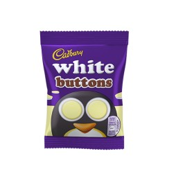 CADBURY WHITE BUTTONS 32.4g.