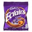 CADBURY CHOCOLATE ECLAIRS 130g.