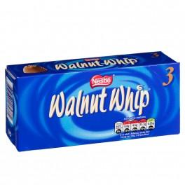 NESTLE WALNUT WHIP 3pk 90g.