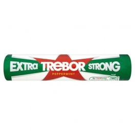 TREBOR EXTRA STRONG MINTS 41.3g